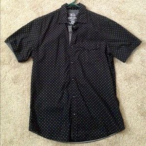 Young men's button down